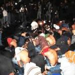 Continúa la represión en el país