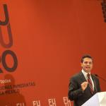 El crecimiento económico, motor para combatir pobreza e inseguridad: EPN
