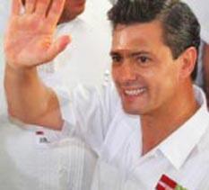La expropiación no genera confianza advierte Peña Nieto