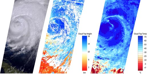 Pronostica el Meteorológico la formación de 13 huracanes para esta temporada