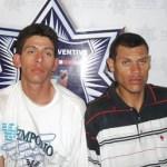 Joel Quiñonez Zavala y Francisco Miguel Armenta Valdez.