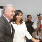 """Covarrubias Villaseñor explicó que más que una deuda, la restructuración que presenta el municipio de La Paz, para ser aprobada por el Congreso del Estado, """"significa un abono, un respiro para que ellos puedan cumplir con sus compromisos a corto plazo""""."""