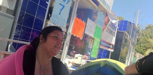"""""""Hasta que se haga justicia"""" terminará Miriam Muñoz su huelga de hambre"""