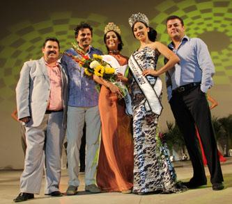Eligen a Nuestra Belleza Los Cabos 2012
