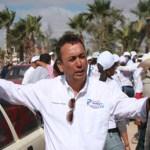Pancho Pelayo puntualizó que ha contado con el apoyo de Acción Nacional así como de sus compañeros y compañeras candidatos además del Presidente del Comité Directivo Estatal, Herminio Corral Estrada quién los ha motivado a seguir con este intenso trabajo para conseguir el triunfo.