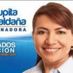 Sobre la recta final de la contienda electoral, regresa Guadalupe Saldaña al lado de Carlos Mendoza, siendo una instancia federal la que revocó las decisiones tomadas anteriormente por el TRIFE regional.