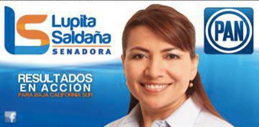 Acepta el TEPJF la impugnación de la candidatura de la panista Guadalupe Saldaña