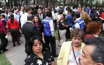 Seguirán los temblores en el centro del país, advierte el SSN