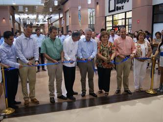 Inauguran Plaza Paseo La Paz