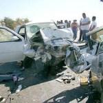 56 personas han resultado lesionadas en lo que va del año, justo el mismo número de heridos que en los primeros cuatro meses del año pasado y tan sólo tomando en cuenta los accidentes ocurridos en la Carretera Transpeninsular, entre San José del Cabo y Cabo San Lucas.
