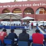 La UABCS, el Instituto Sudcaliforniano de la Juventud y la Asociación Estatal de Ajedrez, realizaron la XV edición del Torneo Estudiantil de Ajedrez, el pasado 18 de mayo en la Explanada de Rectoría de la UABCS.