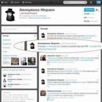 """Alrededor de las 11:00 de la mañana los hackers """"tumbaron"""" la página http://www.pri.org.mx/, la cual sigue fuera de servicio, en apoyo a la marcha de elección popular que se realiza del Zócalo capitalino al Ángel de la Independencia."""