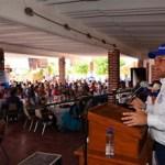 Al concluir un recorrido de campaña por el municipio de Comondú, el candidato del PAN al Senado de la República, Carlos Mendoza Davis, consideró que mediante el desarrollo de infraestructura será posible generar más de 3 millones de empleos en el país.