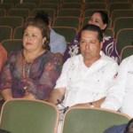 Para avalar lo solicitado en el dictamen (un préstamo por más de 122 millones de pesos a un plazo de 30 años), la presidente municipal, Esthela Ponce, hizo acto de presencia.