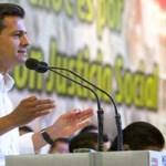 """Peña Nieto no visitará ninguna universidad en su paso por BCS, puesto que """"en este momento está agendada (sic) únicamente el evento que habrá de realizarse en el estadio Arturo C. Nahl""""."""