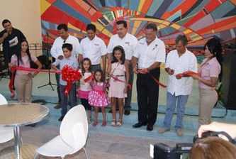Inauguran Plaza del Sur en Camino Real