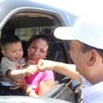 Pancho Pelayo envió un mensaje de agradecimiento a los ciudadanos que le han mostrado sus muestras de apoyo sumándose a su campaña política y los invitó a votar por los candidatos del PAN el próximo primero de julio.