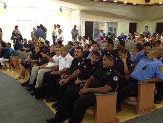 Presentan iniciativa para incorporar  a bomberos a los presupuestos estatal y municipales