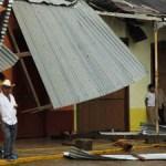 El daño del fenómeno meteorológico alcanzó a 114 municipios oaxaqueños; los mayores daños se concentran en 14 municipios costeros.