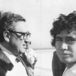 Jesús Chávez, propuesto por el grupo Reflexión, destacó por el número de entrevistas a personajes internacionales como el premio Nobel de la Paz, Henri Kissinger o el pintor mexicano, Rufino Tamayo.