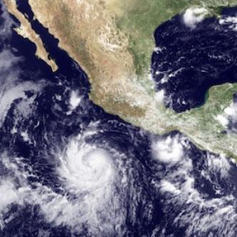 Inicia el periodo de alerta preventiva de huracanes