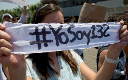 Comienza a movilizarse Yo Soy 132. Convoca a reunión en el Kiosco del Malecón