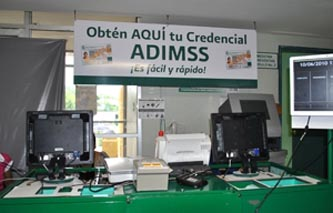 Vence plazo para tramitar credencial  ADIMSS