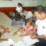 En estos días se han desarrollado actividades con pláticas y material didáctico alusivas a educación vial, prevención de accidentes y recomendaciones en general a los niños de las colonias de los centros DIF Flores Magón, Lomalinda, Loma Obrera, Vista Hermosa y Manuel Márquez de León.