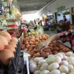 """En el caso del huevo, el producto ha elevado sus costos por las amenazas de gripe aviar que fueron detectadas en Jalisco, pero hay noticias que aseguran que ese tema ya está controlado, entonces, """"no me explico por qué los costos tan elevados de este producto en particular""""."""
