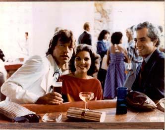 """El senador y testigo de la boda civil, Luis Coppola Joffroy, comentó: """"Richards escogió el hotel del que yo era gerente para casarse, mi esposa y yo fuimos testigos. Aquella noche llegó Mick Jagger en un avión privado. Días antes tuvimos la oportunidad de convivir con ellos""""."""