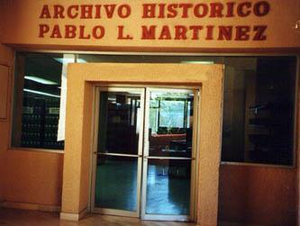 Presenta avance del 70% el nuevo edificio del Archivo Histórico Pablo L. Martínez