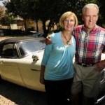 A un hombre de Texas le robaron su auto deportivo hace 42 años, después de más de cuatro décadas el hombre recuperó el vehículo en California.