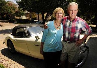 Recuperó su auto robado… 42 años después