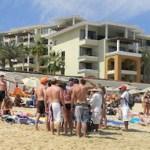 Como en todos los años, los municipios con mayor afluencia turística durante las vacaciones de verano 2012, hasta el día de hoy, son Los Cabos y La Paz.