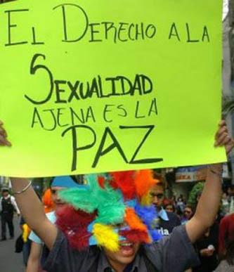 Mañana realizarán la Marcha del Orgullo Gay