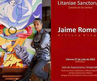 Litaniae Sanctorum en el Centro de Artes, Tradiciones y Culturas Populares