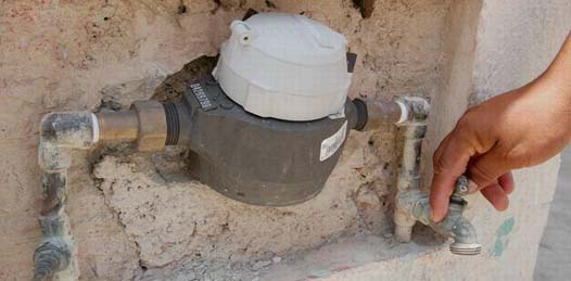 """No hay aumento a las tarifas de agua potable, es sólo """"un ajuste obligado"""" aclara titular de OOMSAPAS"""