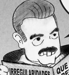 Los cartones de Ricardo / Deja vù