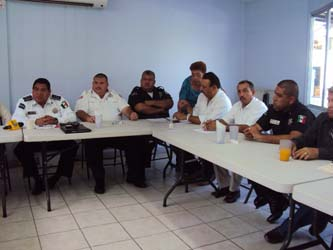 Reestructurarán 24 puestos en Seguridad Pública