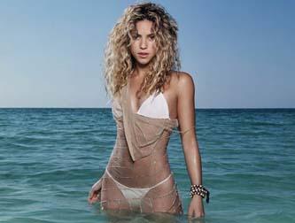 Shakira, orgullosa de Piqué