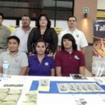 La UABCS ofreció durante la Feria Nacional del Empleo sus carreras de licenciatura y posgrado, así como los talleres artísticos y culturales, entre otros servicios.