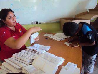 Pagan dos bimestres de becas municipales a mil 623 alumnos cabeños