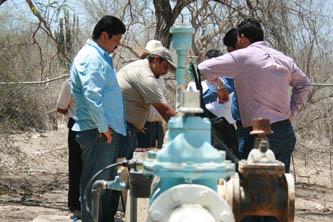 Da OOMSAPASLC mantenimiento a infraestructura de aguas residuales