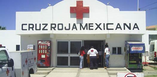 Denuncian al delegado estatal de la Cruz Roja ante el presidente nacional de la organización