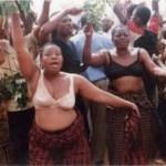 El plan de abstenerse de relaciones sexuales con sus maridos comenzará el lunes, dijo Isabelle Ameganvi, líder del ala femenina del grupo.