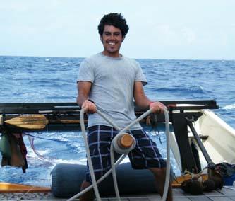 Vuelve David Castro convertido oficialmente en un Pacific Voyager