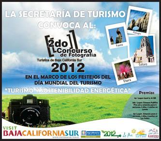 """Invitan al concurso de fotografía turística """"Baja California Sur al Natural"""""""