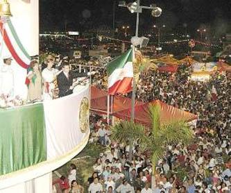 Inician preparativos para festejos patrios de septiembre