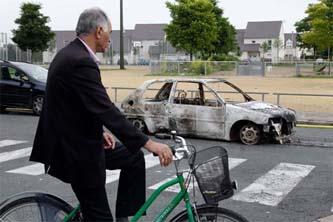 Tensa calma en el norte de Francia tras disturbios