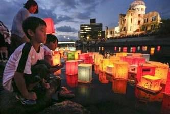Conmemora Hiroshima 67 años de la bomba atómica
